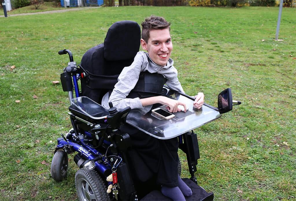 RollstuhlsteuerungTKS